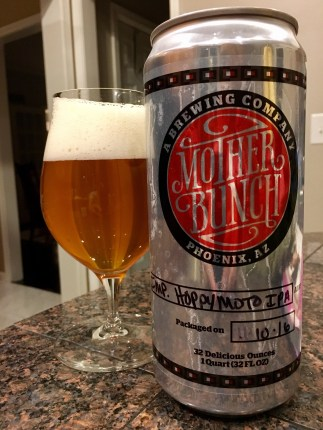 845. Mother Bunch Brewing - Imperial Hoppymoto IPA