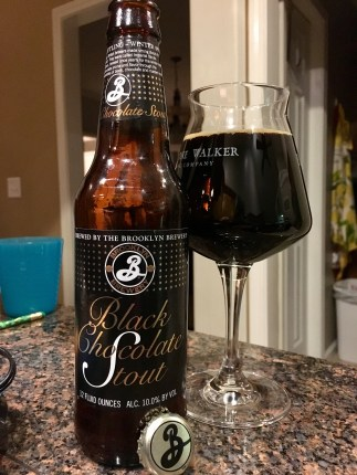 846. Brooklyn Brewery - Black Chocolate Stout (Winter 09-10)