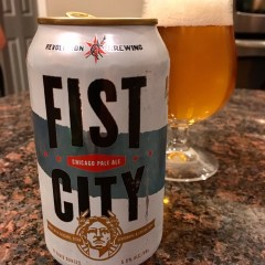 852. Revolution Brewing – Fist City Chicago Pale Ale