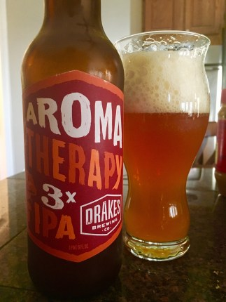 856. Drake's Brewing- Aroma Therapy 3X IPA