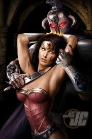 Cùng xem cosplay Wonder Woman nóng bỏng đến nghẹt thở