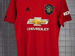 new 2020 Manchester United jerseys