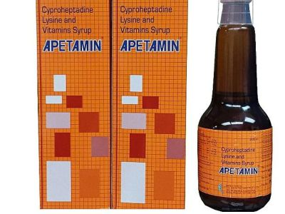 Apetamin syrup – The latest Magic weight gainer – apetamin before and after