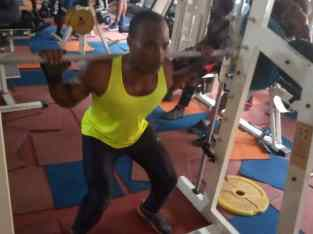 Aerobic Group workout   Personal training   Body building