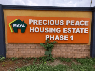 Furnished 3 bedroom House in Precious Peace estate | House for Sale