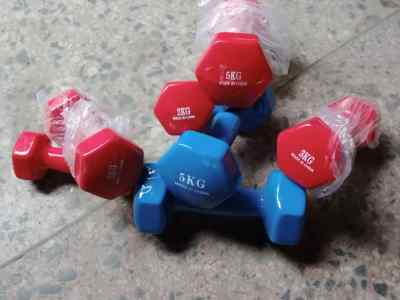 Dumbbells for sale in Lagos