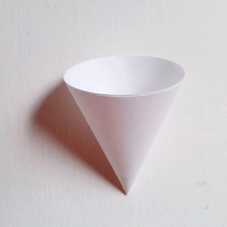 Papírový kužel