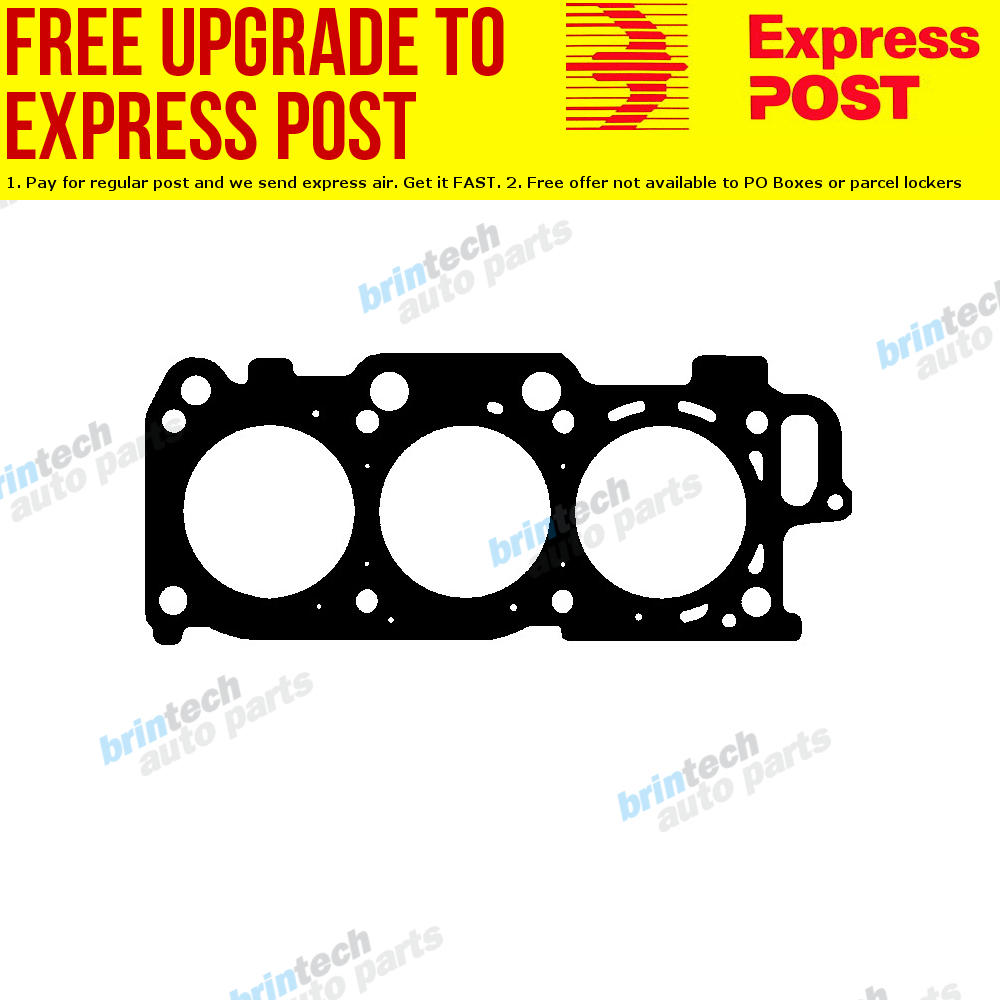 medium resolution of details about 2003 2007 for toyota kluger mcu28 3mz 3mz fe vvt head gasket right s