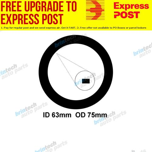 small resolution of details about 2009 2010 for holden commodore ve l76 gen iv exhaust flange gasket