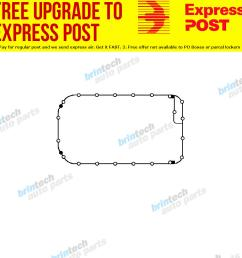 details about 1996 1999 for bmw 318is e36 m44 b19 oil pan sump gasket [ 1000 x 1000 Pixel ]
