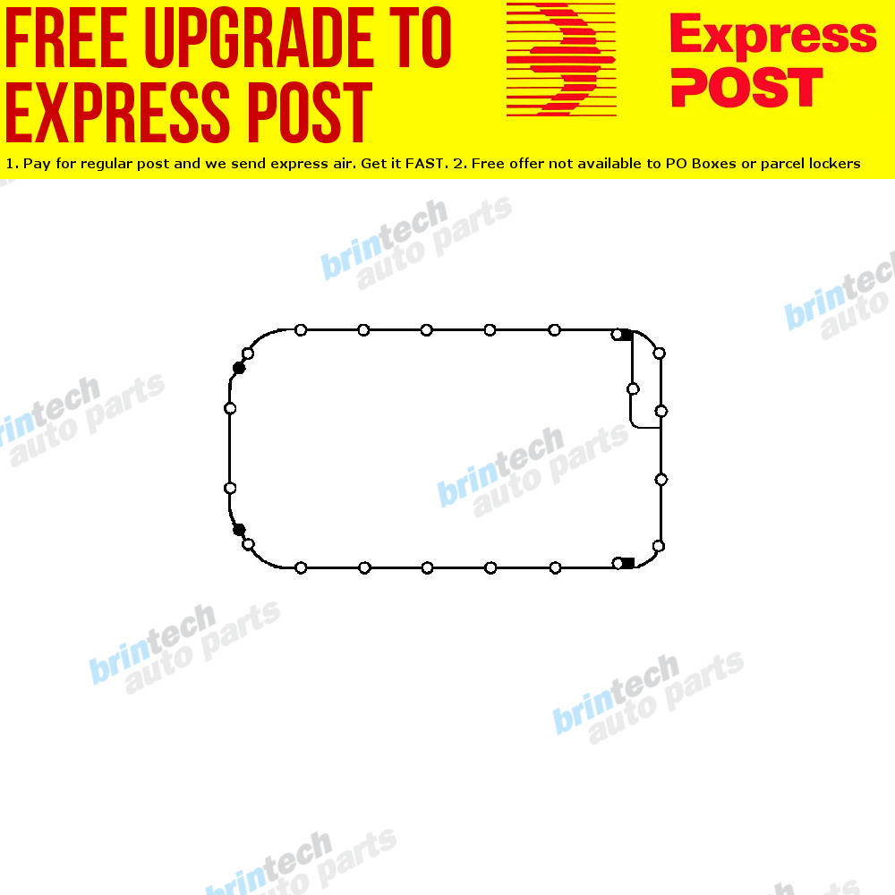 medium resolution of details about 1996 1999 for bmw 318is e36 m44 b19 oil pan sump gasket