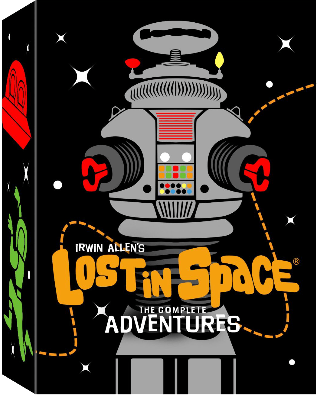 Lost In Space Tv Series Finds A Port At Netflix Review