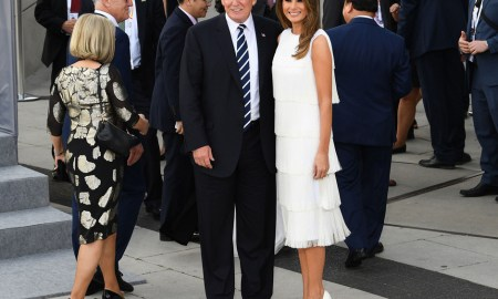 Melania Trump, Michael Kors Collection
