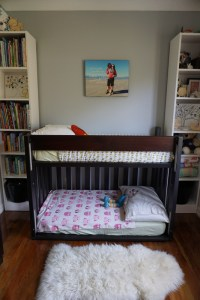 DIY: Toddler Bunk Bed