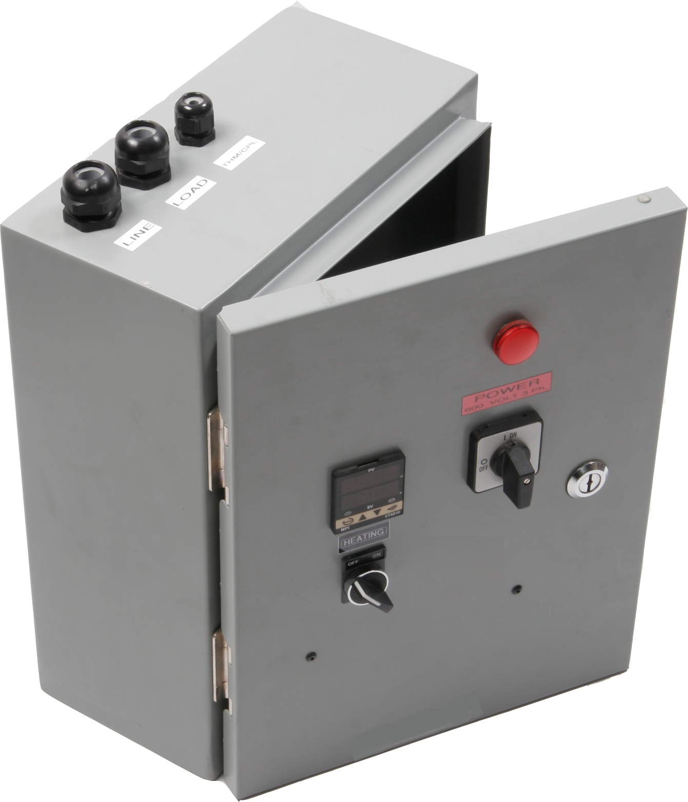 hight resolution of power controls