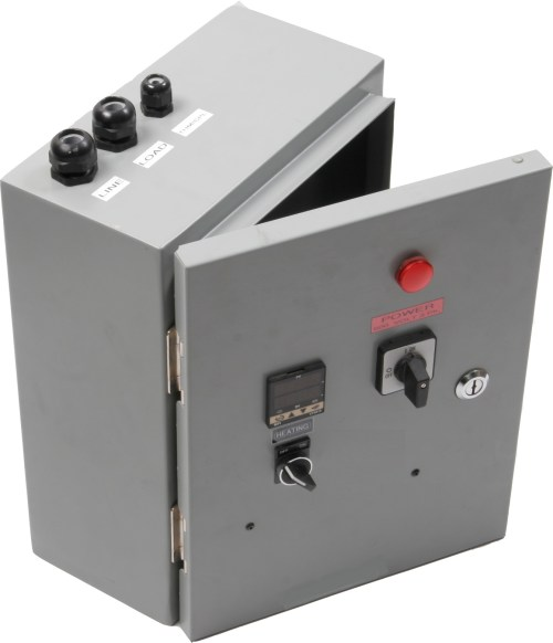 small resolution of power controls