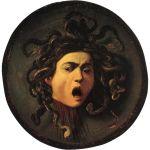 Μέδουσα-Michelangelo Merisi da Caravaggio