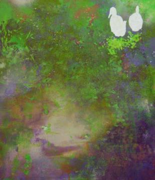 ハクチュウム、ムオン / Daydreaming,Soundless