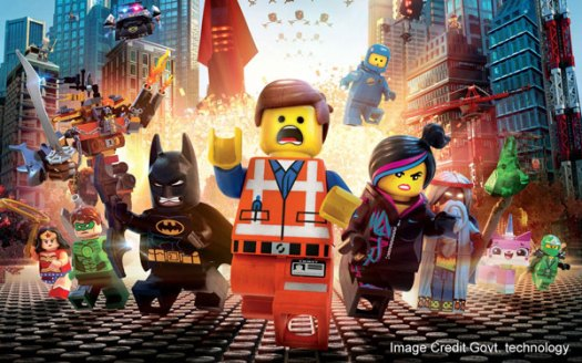 Lego Uses Social Media To Enhance The Customer Experience.