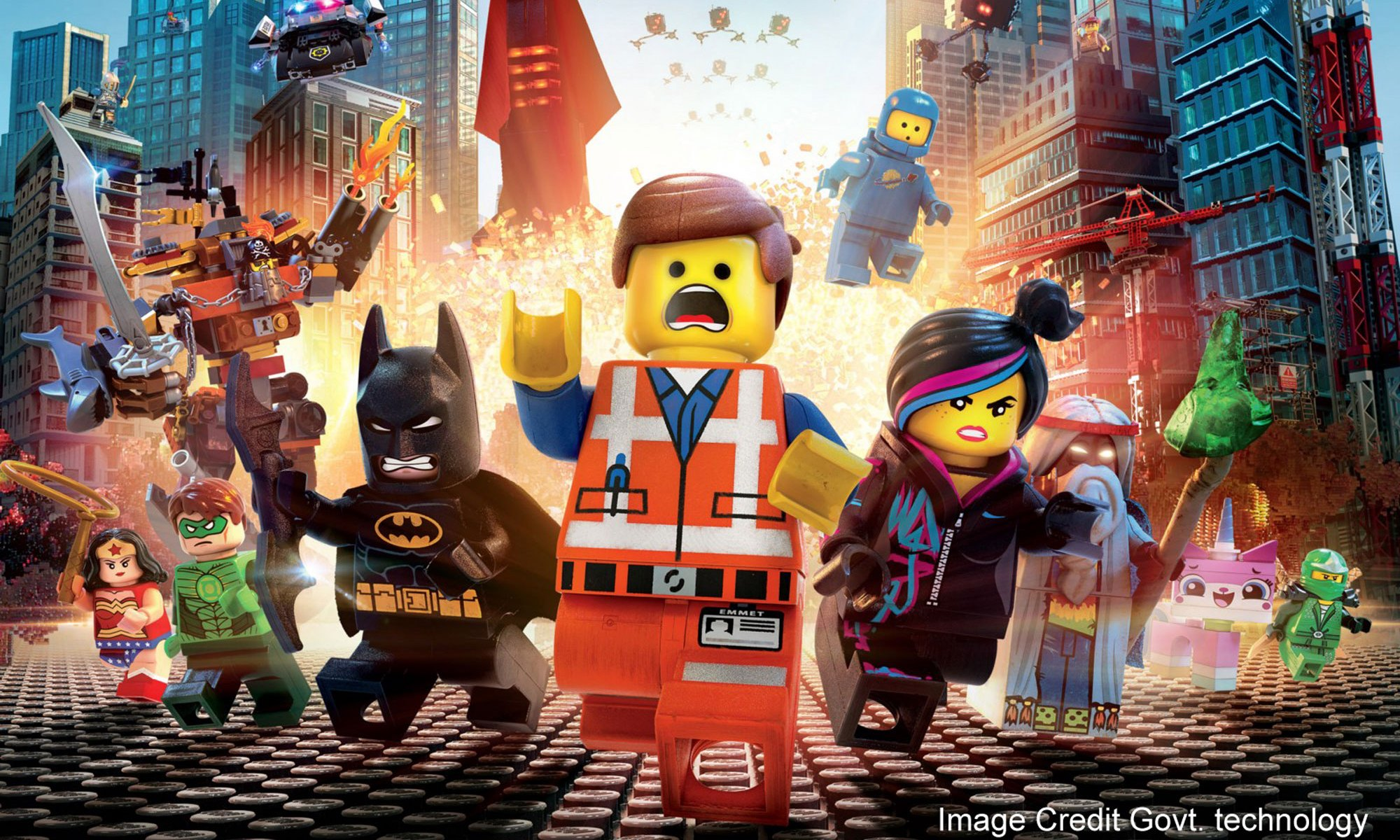 Lego Uses Social Media To Enhance The Customer Experience
