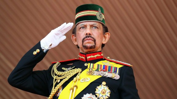 Sultan of Brunei Hassan Bolkiah