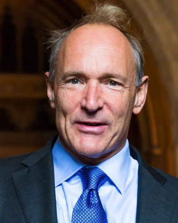 """<strong>Tim Berners-Lee<br></strong>British computer Scientist, <a href=""""https://1media-en.com/who-is-the-inventor-of-the-world-wide-web/"""">Inventor</a> and Engineer<br>"""