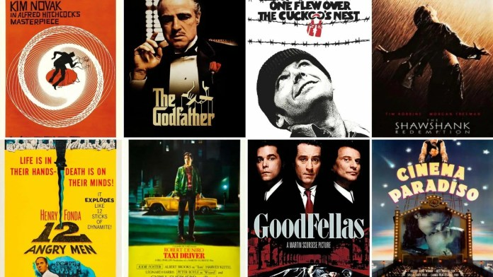 IMDb's Best Movies of the 20th Century: The Best Movies You'll Never Get tired of