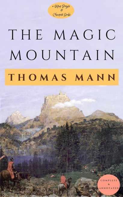 The Magic Mountain by Thomas Mann  