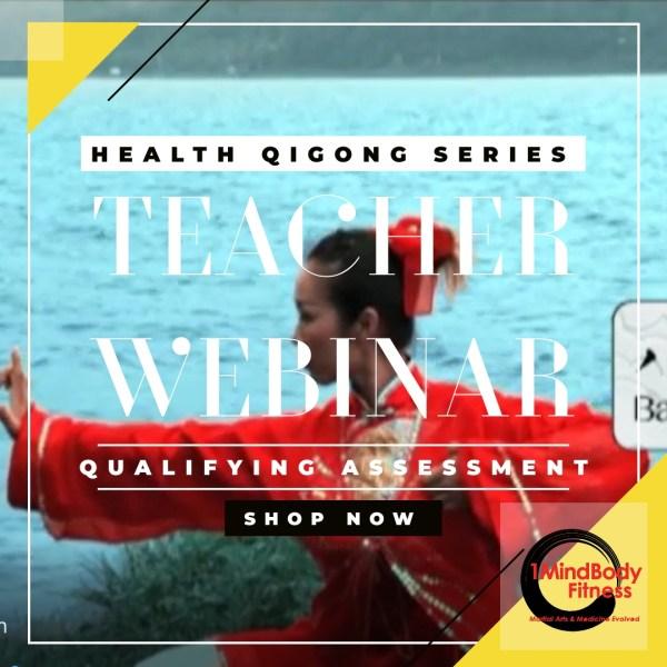 health qigong teacher webinar