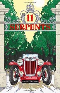 "11 Serpents - ""11 Serpents"" Philippe Saimbert | Un mot à la fois"