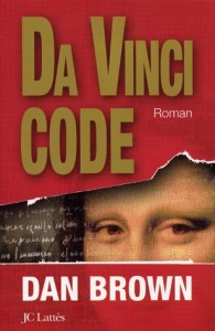 Da Vinci Code 195x300 - Tag PKJ 2018 : 12 livres à lire cette année