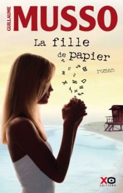 la fille de papier - Bibliothèque