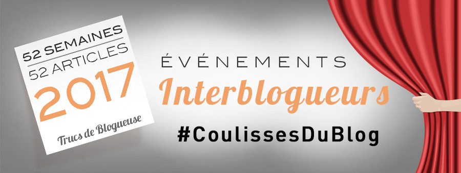 trucs de blogueuse coulissesdublog 2017 - #SeaStories project