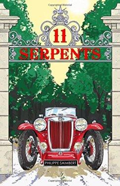 11 Serpents - Bibliothèque