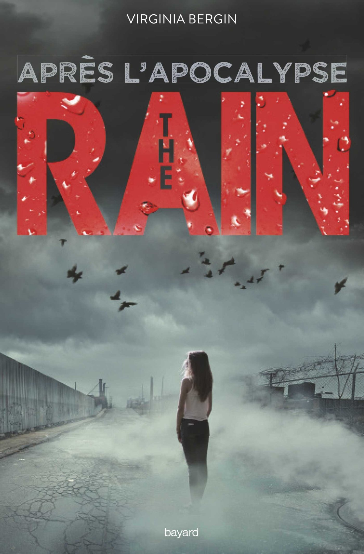 The rain 2 - Les sorties de livres en France : Mars 2018 | Un mot à la fois