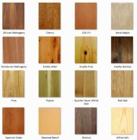 How to Pick the Right Type of Wood for Your Interior Design