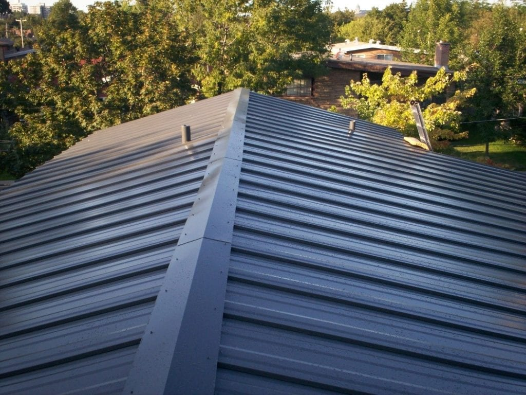 ventilation for metal roofing mid