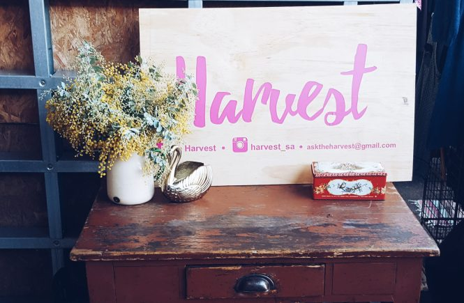 Harvest thrift fair
