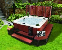 Hot Tub Landscaping for the Beginner on a Budget