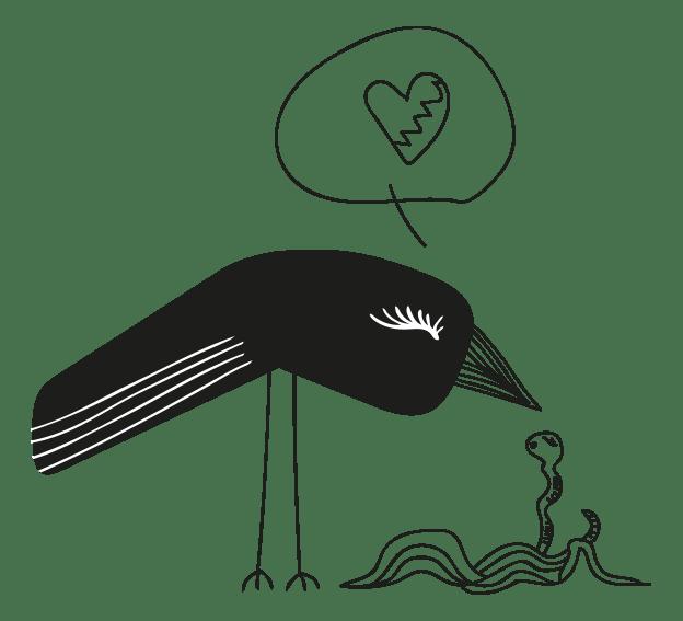 N_oiseau-coeurbrise - 1 Noiseau à Paris - Graphiste illustratrice Webdesigner Val de Marne