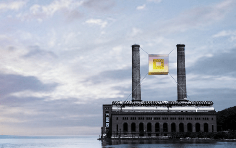 This Floating Restaurant Could Be New York's Next Big Dining Experience