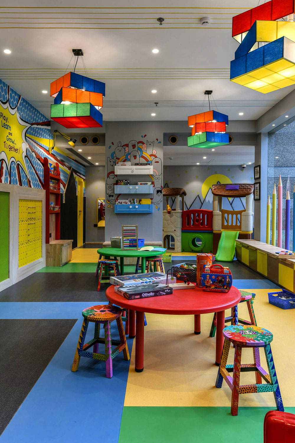 62 Kids Game Room Lets Play Stunning Space For Your Kids