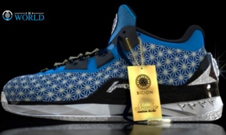 Bicion x Mache Custom Kicks – The World's Most Expensive Sneakers