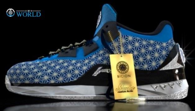 Bicion x Mache Custom Kicks – The World's Most Expensive Sneakers