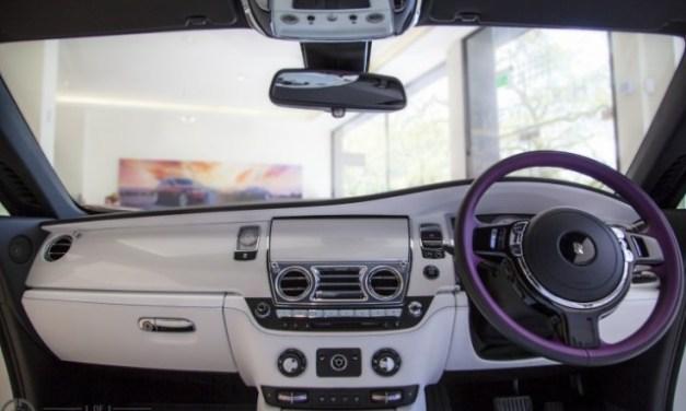Rolls-Royce 'Wraith – Inspired By Fashion'