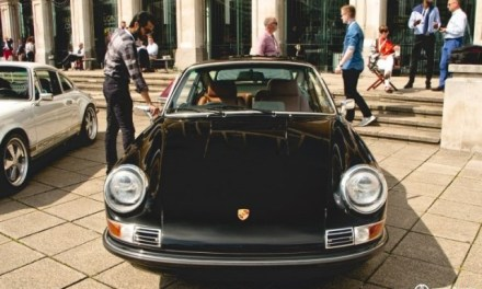 Porsche 911 by Paul Stephens
