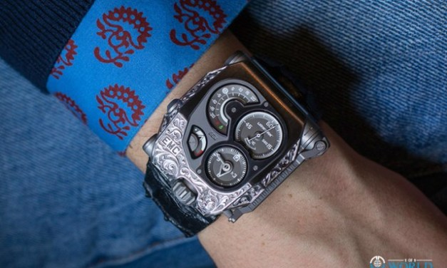 Urwerk Limited Edition EMC Pistol