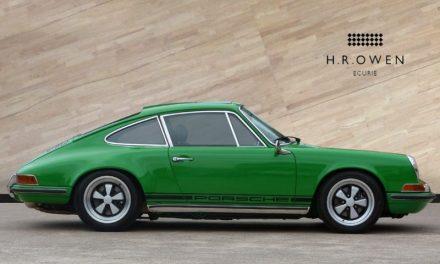 HR Owen Ecurie – Rennsport Porsche