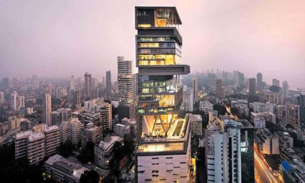 Antilla – The Most Exclusive Property In The World