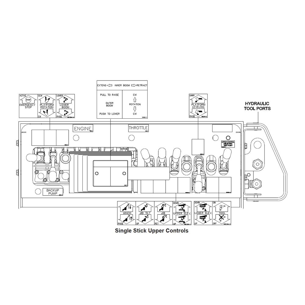 Altec Bucket Trucks At235 Wiring Diagram Auto Electrical Truck Get Free Image About Related With